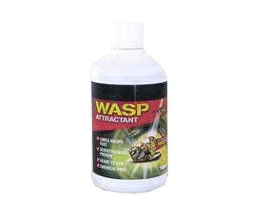 Lure wasp/drosophila